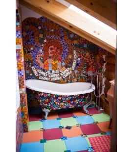 Mozaic - Baie - Uman, Animal si Vegetal