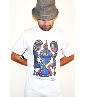 T-shirt - Don't say you love me, don't say you need me..