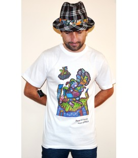 T-shirt - Dancing over the clouds