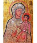 Icoana - Maica Domnului cu Iisus