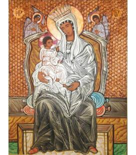 Icoana - Maica Domnului cu Pruncul