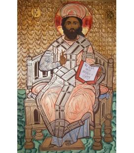 Icoana - Iisus Marele Inaltator