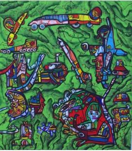 Underground Love Painting