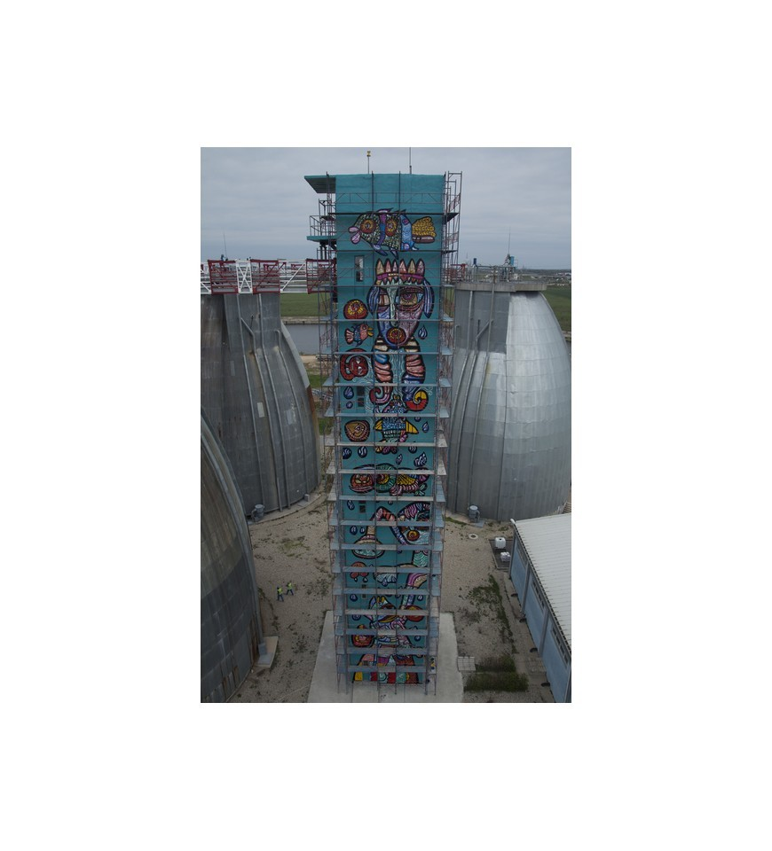 L'ALCHIMISTE - VEOLIA'S ART TOWER AT THE GATES OF BUCHAREST 2